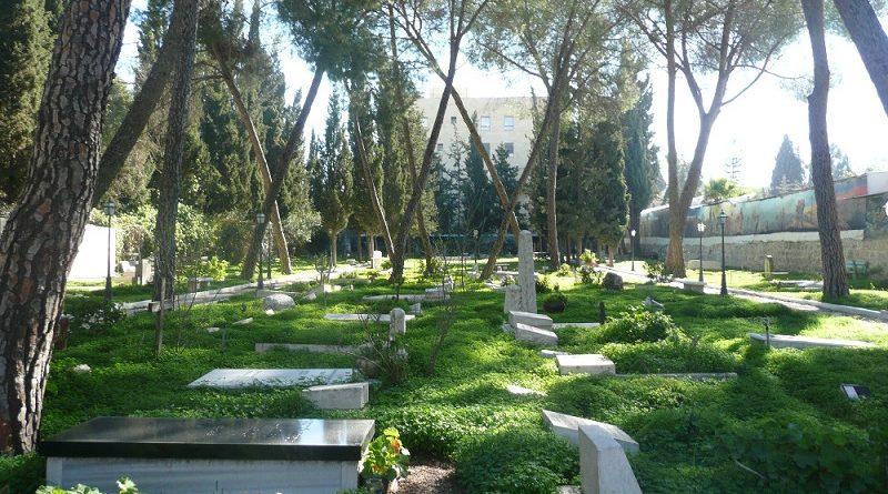 Hřbitov Jeruzálem