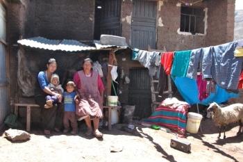 Lidé tu žijí velmi chudě 2