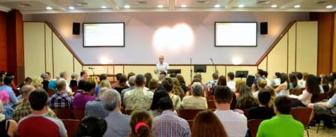 Bohoslužba v Bejt Elijahu