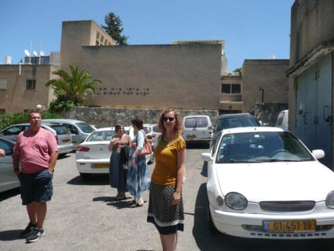 Sborová budova Bejt Elijahu