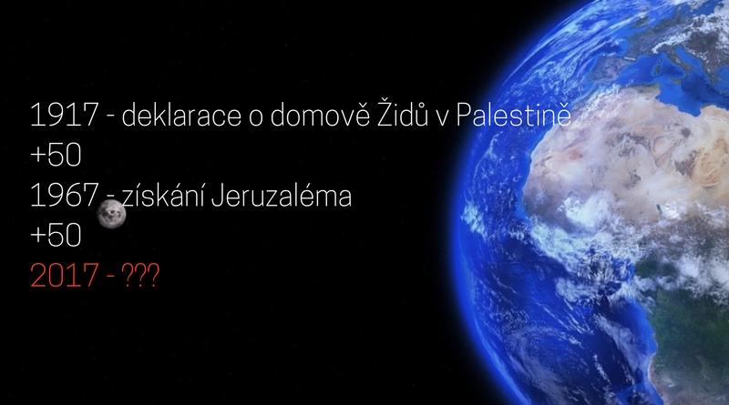Izrael a rok 2017