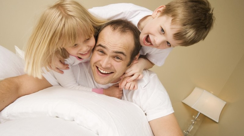 Úloha otce