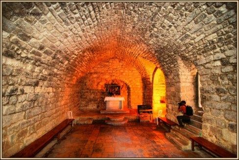 Původní nazaretská synagoga z Ježíšových časů