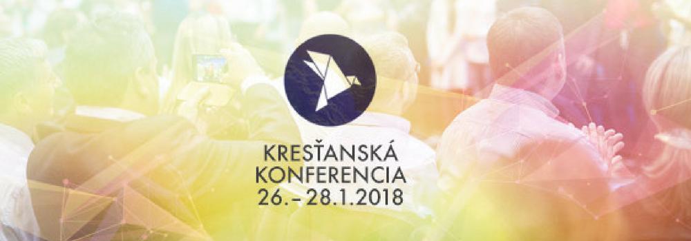 Křesťanská konference v Banské Bystrici 1/2018