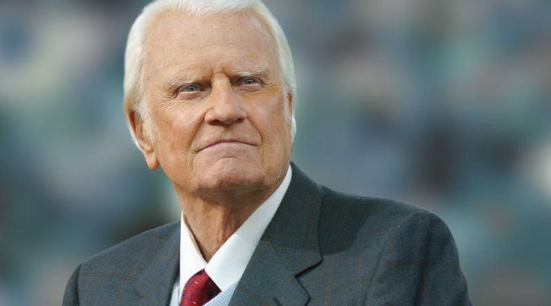 Billy Graham, velký evangelista a rádce prezidentů