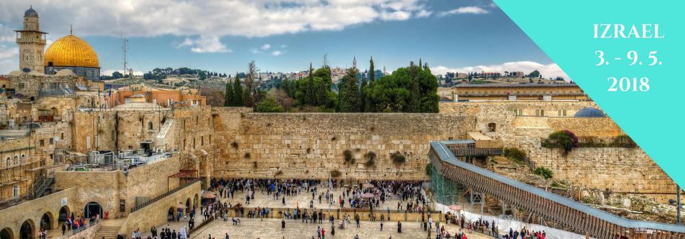 Zájezd Izrael 5/2018