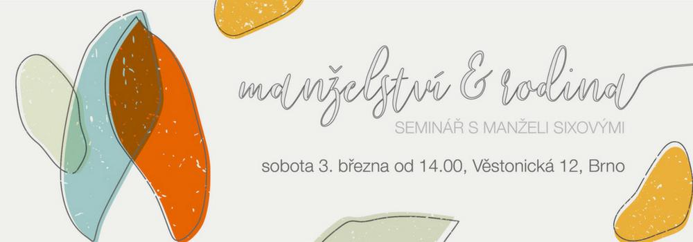 Seminář o manželství a rodině v Brně