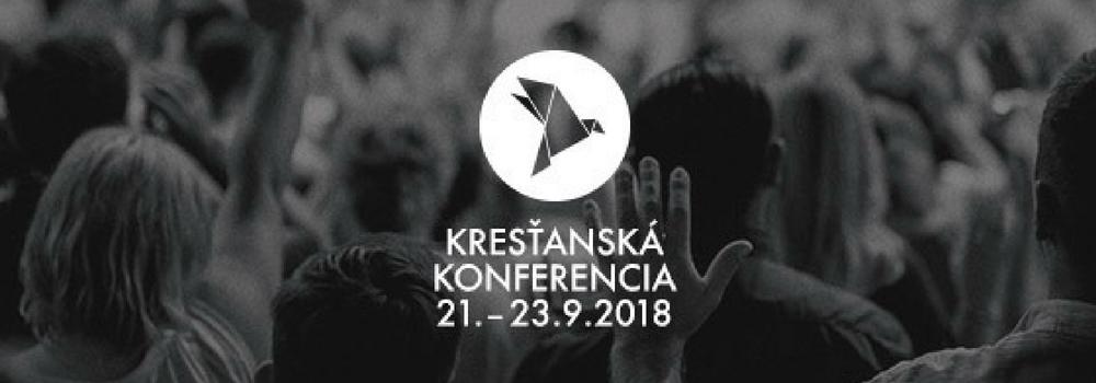 Křesťanská konference v Banské Bystrici 09/2018