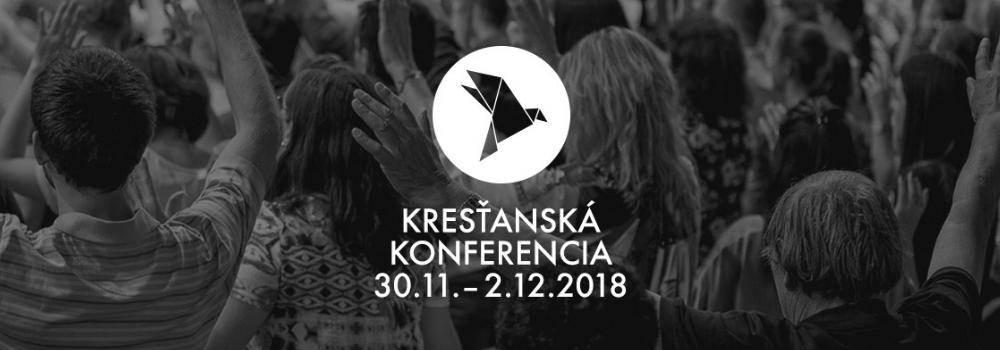 Křesťanská konference v Banské Bystrici 11/2018