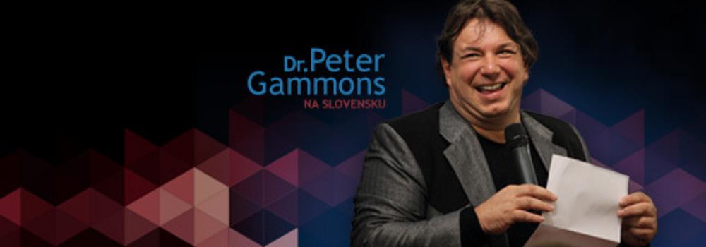 Peter Gammons v Čechách a na Slovensku