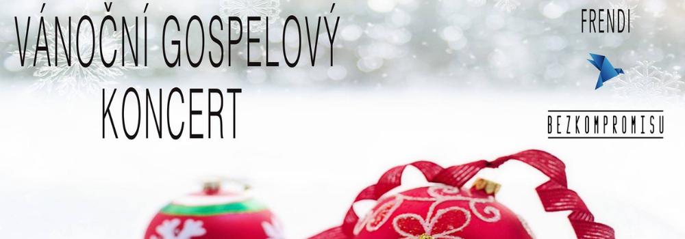 Vánoční gospelový koncert v Praze