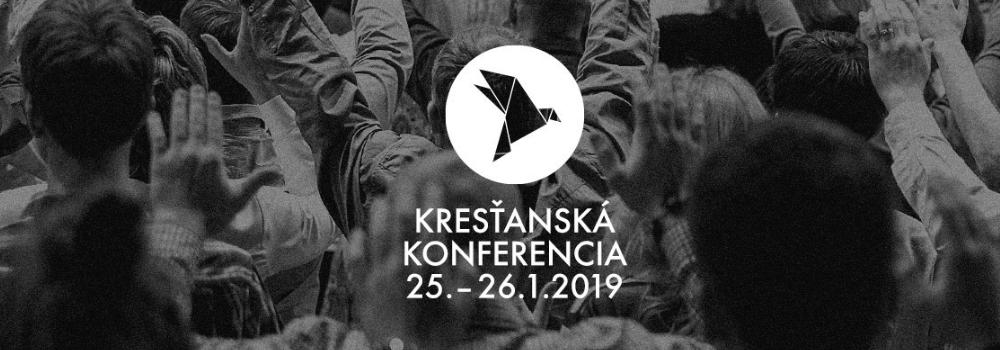 Křesťanská konference 1/2019