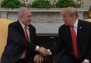 Trump podepsal, že USA uznávají Golany za izraelské.