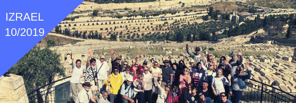 Zájezd Izrael 10/2019